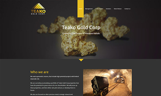 Teako Gold